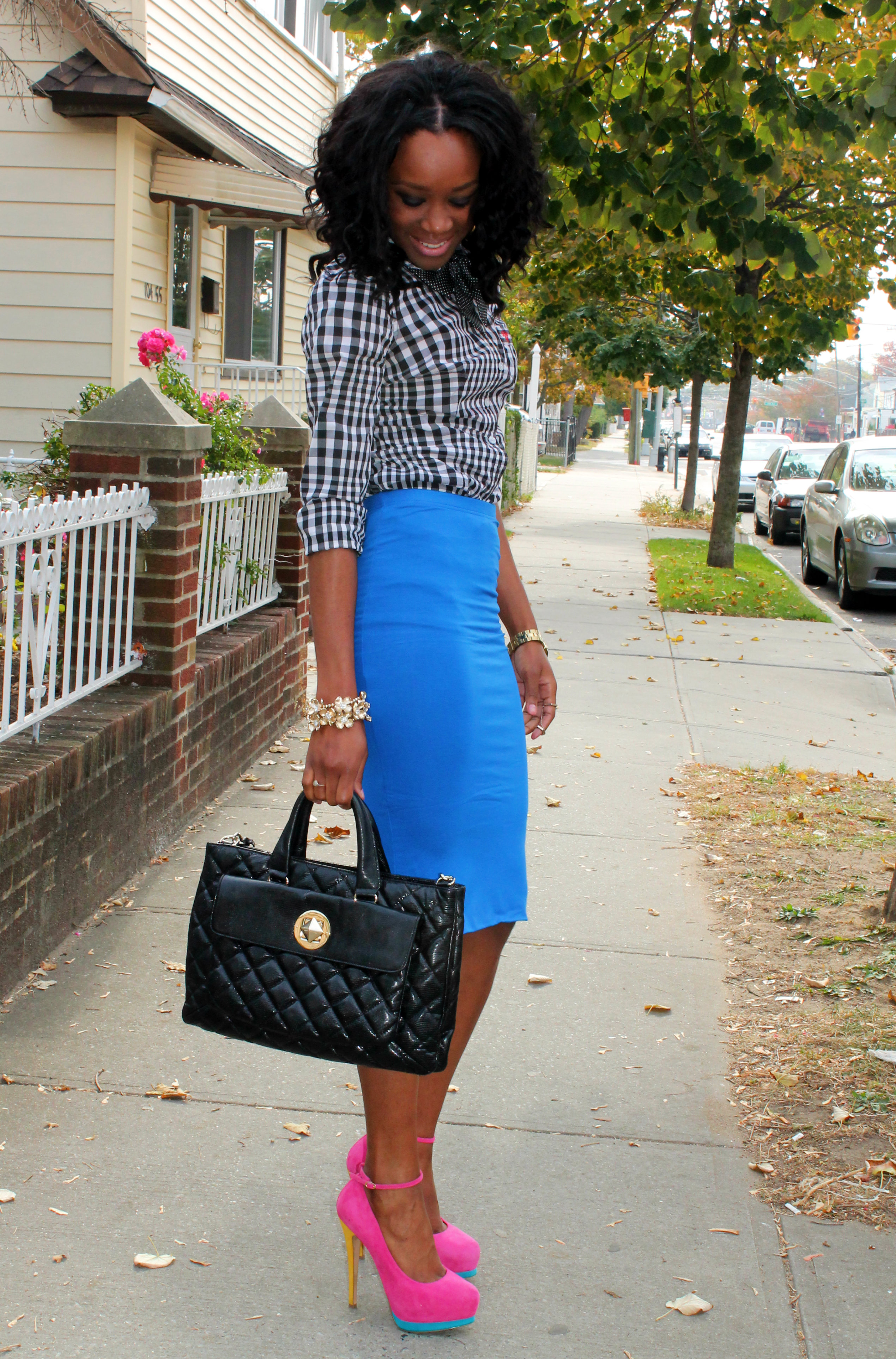 Lala Anthony look for less (7)