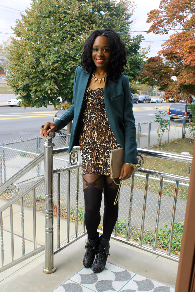 leopard dress fall lookbook (1)