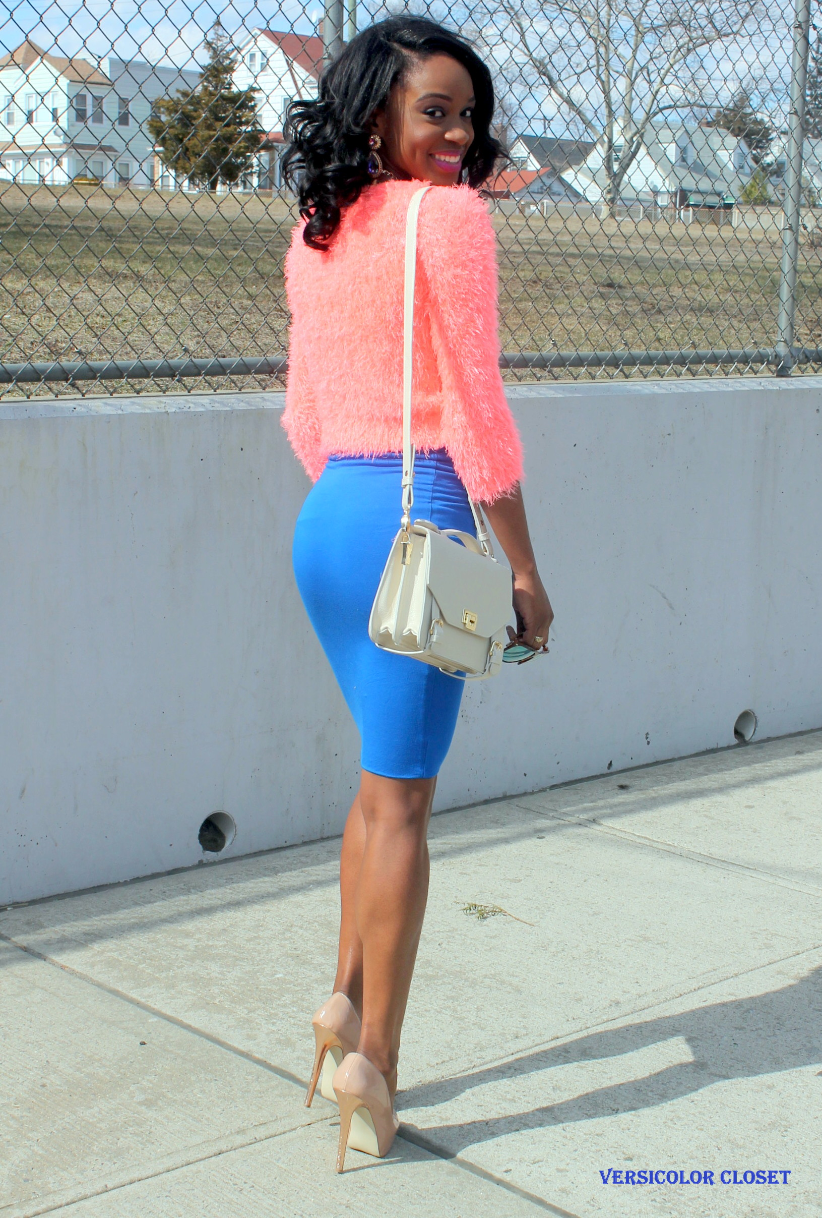 Colorblock - pink and blue (7)