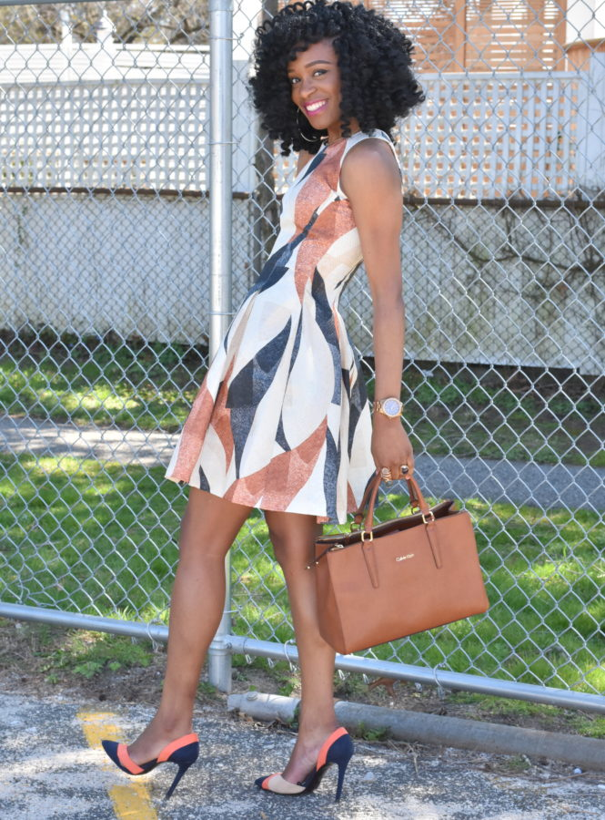 patterned-dress-colorblock-shoes-8