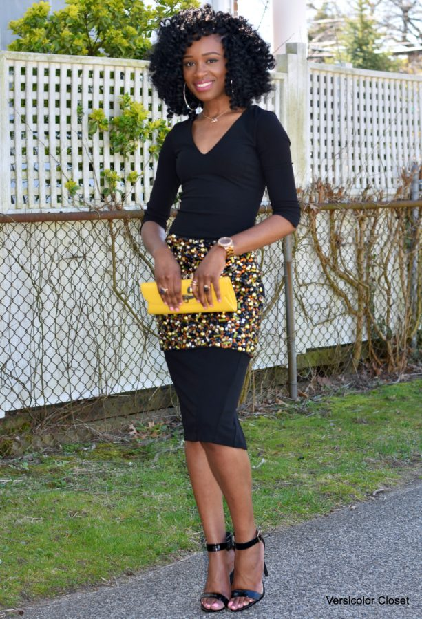 LBD + embellished skirt (10)