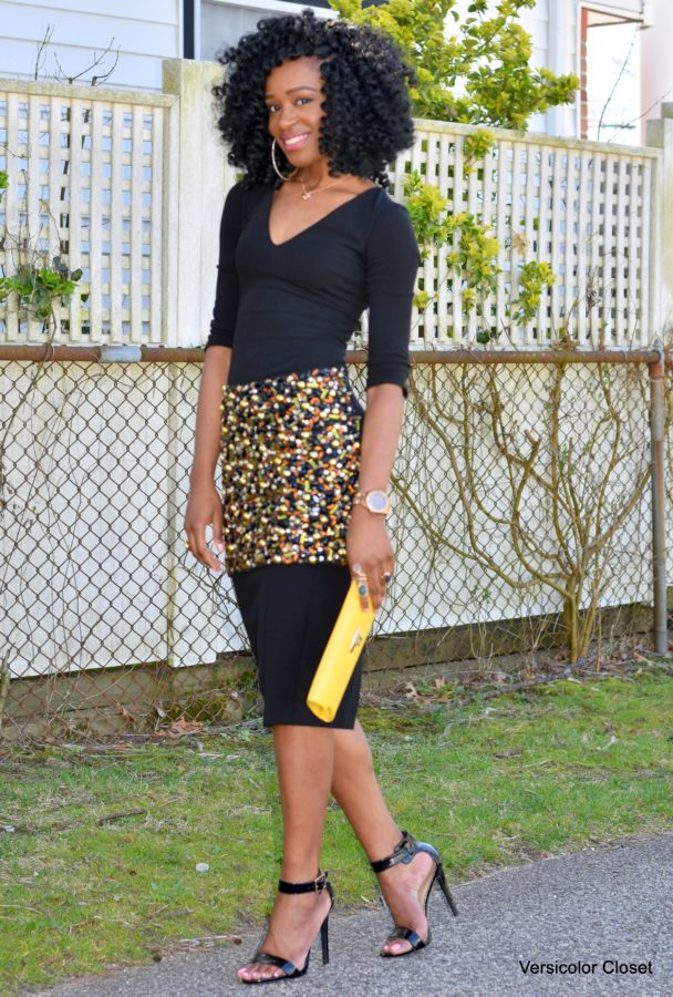 LBD + embellished skirt (6)