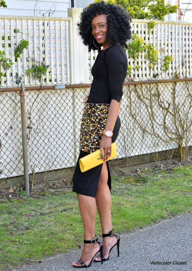 LBD + embellished skirt (7)