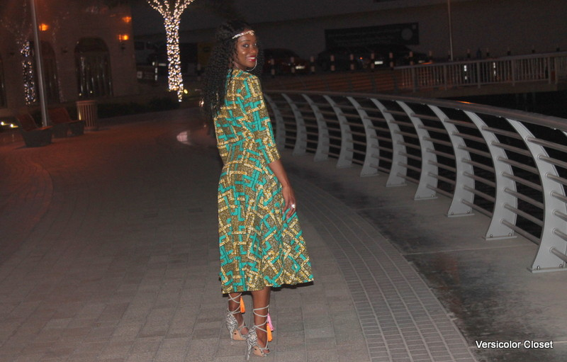 Dubai Marina in Ankara dress (4)