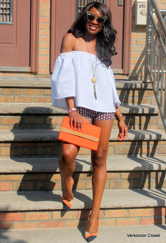 How to wear an off the shoulder top this summer (17)