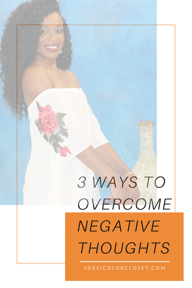 motivation monday - overcoming negative thoughts